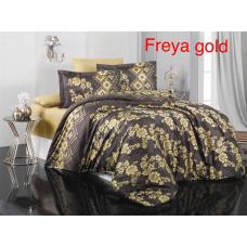 Постельное бельё Altinbasak сатин - Freya Gold