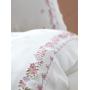 Постельное белье Dantela Vita сатин с вышивкой - Ilgin фото