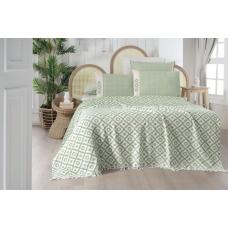 Летнее постельное белье Sarev - Armando V4 с легким покрывалом