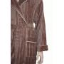 Мужской бамбуковый халат с капюшоном Massimo Monelli №5605-1
