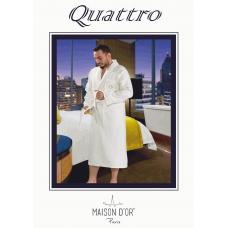 """1 Мужской махровый халат премиум класса Maison D`or -""""Quatro"""""""