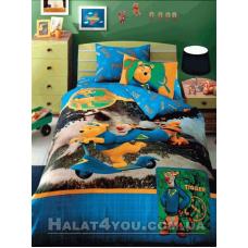 """Детское постельное белье TAC """"Tigger Pooh Super Sleuth """"- Ранфор"""