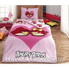 Детское постельное белье Virginia secret  - Angry Birds № 3154.