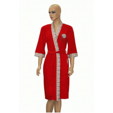 Халат женский Nusa № 035 (красный)