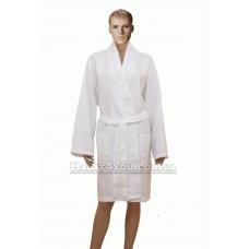 Халат мужской вафельный кимоно