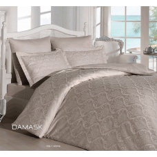 Постельное белье Prima Casa Жаккард - бамбук - Damask stone