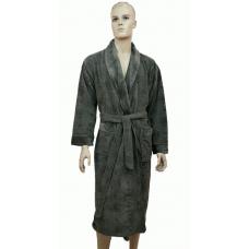 Халат мужской облегченный бамбуковый Nusa №71680