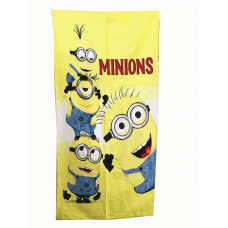 """Пляжное полотенце """"Minions """"- 75*150"""