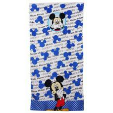 """Детское пляжное полотенце """" Mickey Mouse man """"  70*120"""