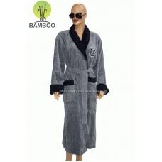 Халат мужской бамбуковый Nusa №1140-1