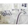 Комплект постельного белья сатин с вышивкой Dantela Vita - Trend