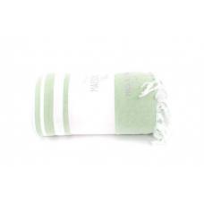 Махровая простынь - покрывало Maison D`or Babetta - зеленый