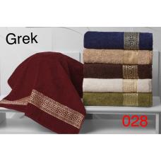 Полотенца для сауны 100х150 см Hanibaba Vip Cotton- Grek