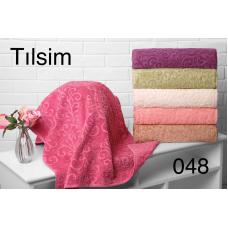 Полотенца для сауны 100х150 см Hanibaba Vip Cotton- Tilsim