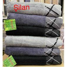 Хлопковые банные полотенца Hanibaba - Silan