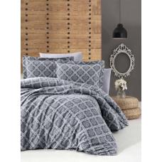 Семейный комплект постельного белья из сатина Altinbasak - Vegas