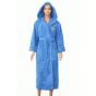 Длинные женские пушистые халаты (21)