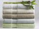 Бамбуковые лицевые полотенца